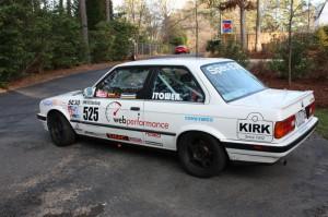 Jason Tower's Spec E30 Race Car