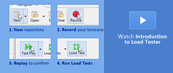 Load Tester in 4 Steps
